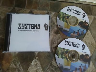Systema Russian Martial Arts Self Defense HomeStudy Course New Vladimir Vasiliev