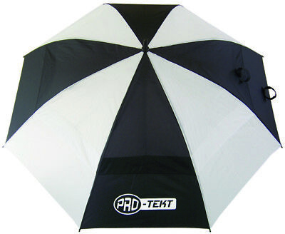Brand New Men's White / Black Pro Tekt Golf Umbrella.