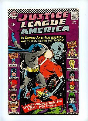 Justice League of America #47 - DC 1966 - 4th App G.A Spectre/JSA X-Over - VG+