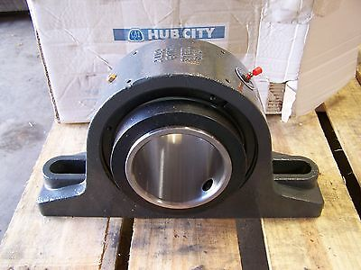 "Hub City KPB3-15/16LT Spherical Roller Bearing Pillow Block 3-15/16"" 1021-20017"