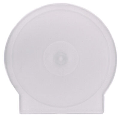 DOUBLE Clam-Shaped Clamshell CD/DVD Cases, Holds 2 Discs! 200-Pak