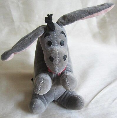 ~~EEYORE~Vintage 1966~Plush Toy~Walt Disney Productions~Japan~Winnie the Pooh