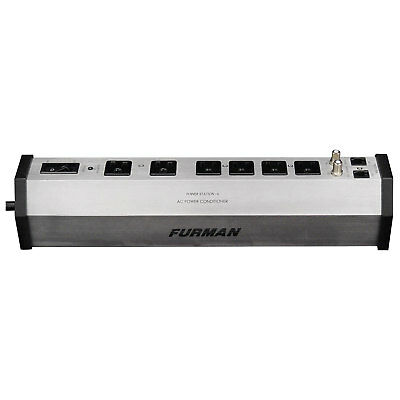 Furman PST-6 Power Station 6-Outlet Surge Strip