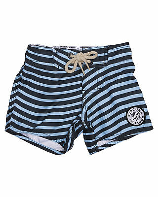 New Rip Curl Boys Tots Boys Flux Boardshort Polyester Blue