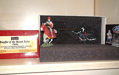 Britains 17639 Sir Lancelot and Mordred Knights