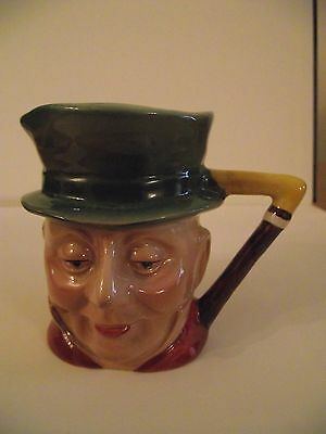 "Beswick Pottery - ""Mr. Micawber"" Toby Jug No. 674"