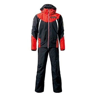 Shimano NEXUS Gore-Tex's Cold Weathersuit RB-114M Red 2XL