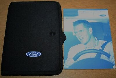 Ford Ka And Ford Sportka Handbook Owners Manual Wallet
