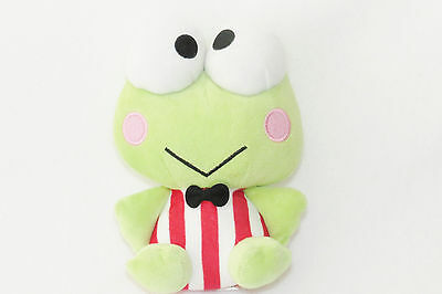 Ty Sanrio Frog Keroppi Plush Stuffed Soft Doll Hello Kitty Mini Baby 2012 Toy 6""