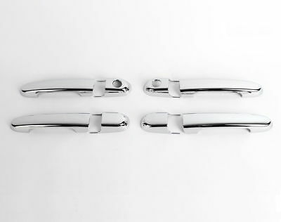 KyungDong Chrome Door Handle Catch Molding Trim  Cover for Hyundai 06-11 Accent