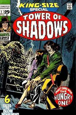 Tower of Shadows Special #1 in Fine - condition. FREE bag/board