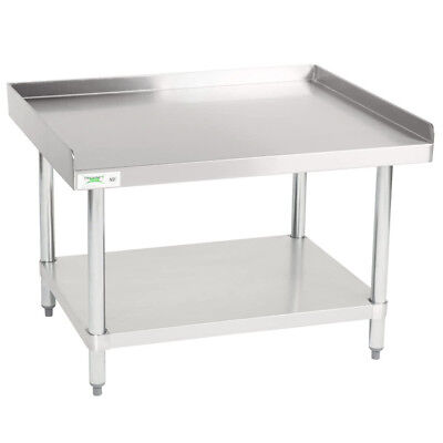 """NEW Stainless Steel Commercial Kitchen Work Prep Equipment Table Stand 30"""" x 36"""""""