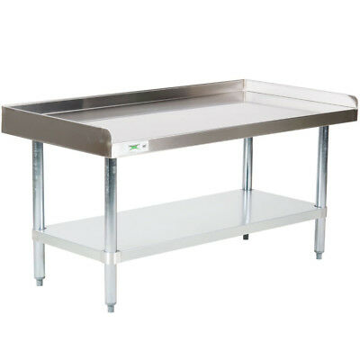 """NEW Stainless Steel Commercial Kitchen Work Prep Equipment Table Stand 30"""" x 48"""""""