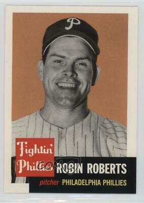 1991 Topps Archives The Ultimate 1953 Set #288 Robin Roberts Baseball Card