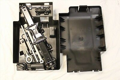Peugeot Boxer Fiat Ducato Citroen Relay Tool Kit Jack Set Wheel Brace Towing Eye