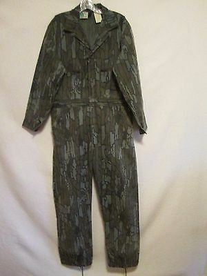 MEN'S LIBERTY RUGGED OUTDOOR GEAR Coveralls Jumpsuit CAMOUFLAGE Medium