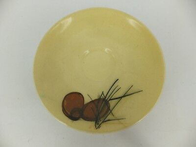 Boyd saucer - spare piece in yellow glaze