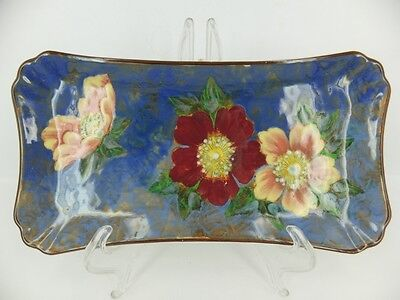 Royal Doulton Wild Rose Sandwich Tray in excellent condition