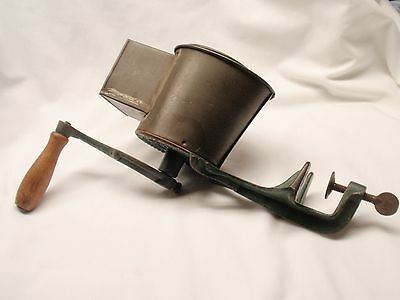 Vintage Schroeter #10 Vegetable Grinder - Nice!