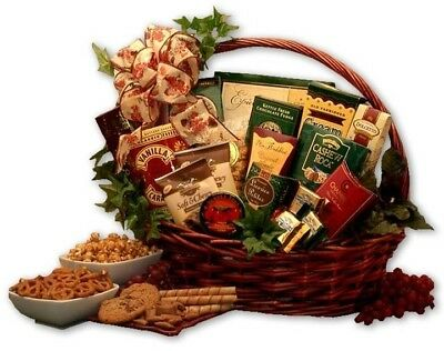 Sweets and Treats Medium Gift Basket