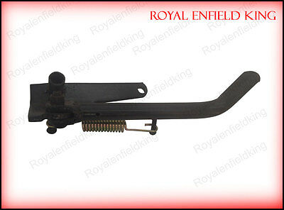Brand New Royal Enfield Bullet Black Colour Side Stand