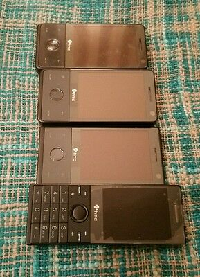 HTC pack (1× HTC Touch Diamond working + 1x HTC s740 + 2x HTC Touch Pro)