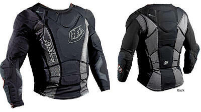 Troy Lee Designs - Upl 7855-Hw Ls Protective Shirt Youth