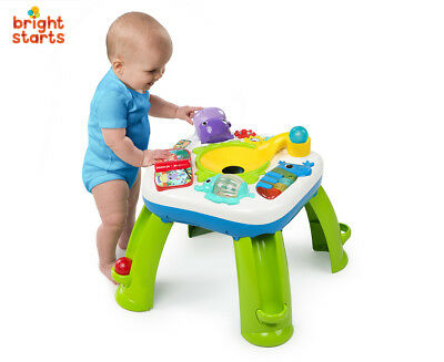 Bright Starts Having A Ball Baby/Infant Activity Table with Music/Toys/Shapes