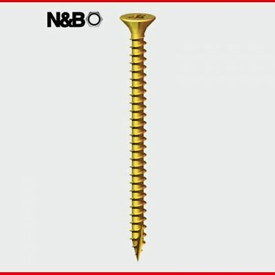 Timco 6.0 x 200 Classic Screw PZ3 CSK - ZYP - 60200CLAF - Qty 100 / BOX