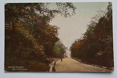 Epping Road Epping Forest.Essex.