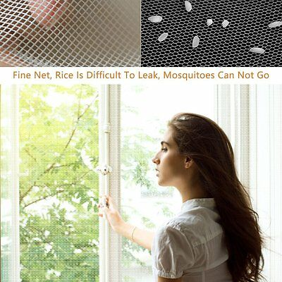 Window Insect Screen Net Mesh Fly Bug Mosquito Net