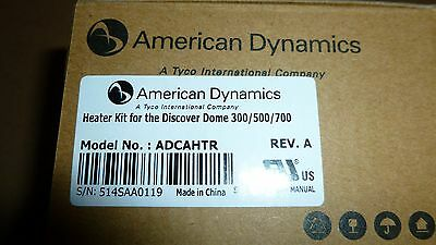 AMERICAN DYNAMICS ADCAHTR - DISCOVER DOME CAMERA HEATER KIT  Option