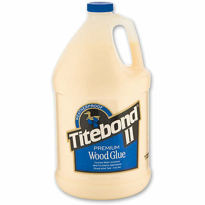 Titebond II Premium Wood Glue 1 US Gallon