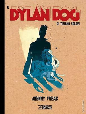 Il Dylan Dog Di Tiziano Sclavi 3 - Johnny Freak