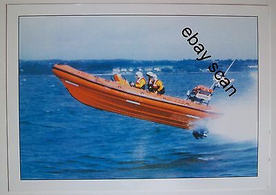 Rnlb  B-738 'dochas' Atlantic 75 Lifeboat-Galway 'soon After Arrival1997' Ppc