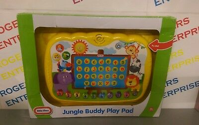 Little Tikes Jungle Buddy Play Pad NEW Box Poor