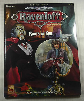 AD&D - RAVENLOFT - Roots of Evil -OVP-  -Shrink wrapped -