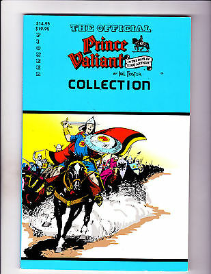 Official Prince Valiant Colection -1989-Strip Reprints Soft Cover-