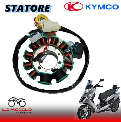 77199630 STATORE MAGNETE ROTORE PER KYMCO Dink LX 150 1998 1999 2000 2001 2002