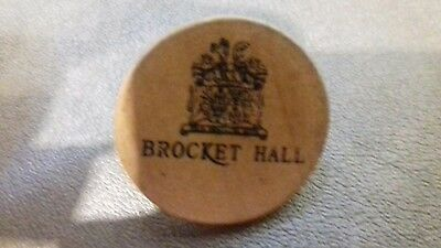 Brockett Hall Golf Club Ball Marker