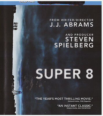 SUPER 8 (Blu-ray Only, 2011)