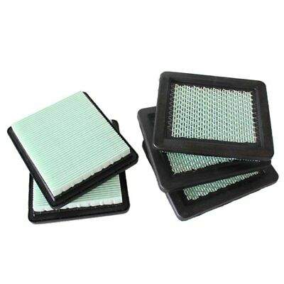 Poweka New Pack Of 5 Air Filter For Honda Engine 17211-ZL8-023 Gc135 Gcv135 Gc1