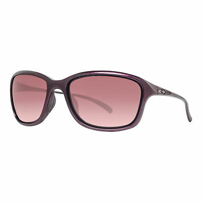 Oakley She's Unstoppable OO9297-03 Raspberry Spritzer G40 Black Grad Sunglasses