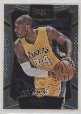 2015-16 Panini Select 7 Concourse Kobe Bryant Los Angeles Lakers Basketball Card