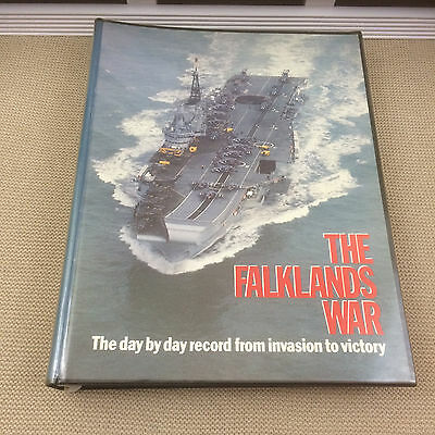 The Falklands War Magazine Collection 14 Magazines 1983 Marshall Cavendish