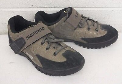 Shimano SH-M 038W Mountain Bike Cycling Shoes US Youth 4.5 EU 37 EXCELLENT LOOK