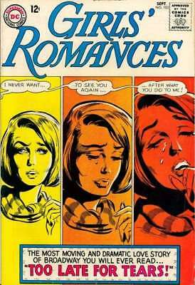 Girls' Romances #103 in Very Good - condition. FREE bag/board