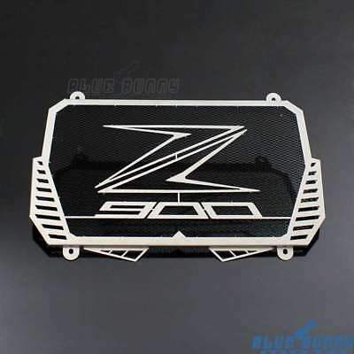For Kawasaki Z900 2017 Stainless Steel Radiator Grill Guard Cover Protector Hot