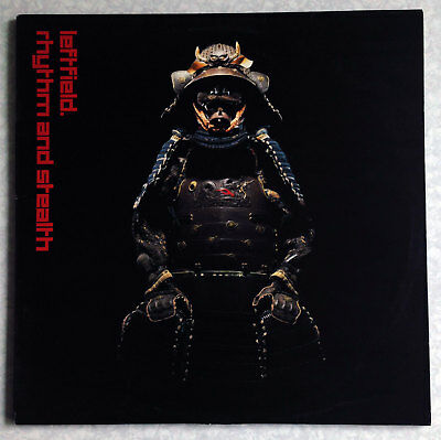 "Leftfield ""rhythm & Stealth"" 12"" Vinyl Double Lp Record (Uk Original 1999)"