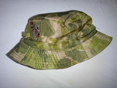 US Army 10th SPECIAL FORCES GROUP Camo Boonie Hat